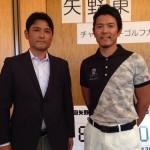 第9回矢野東チャリティーゴルフコンペ-6